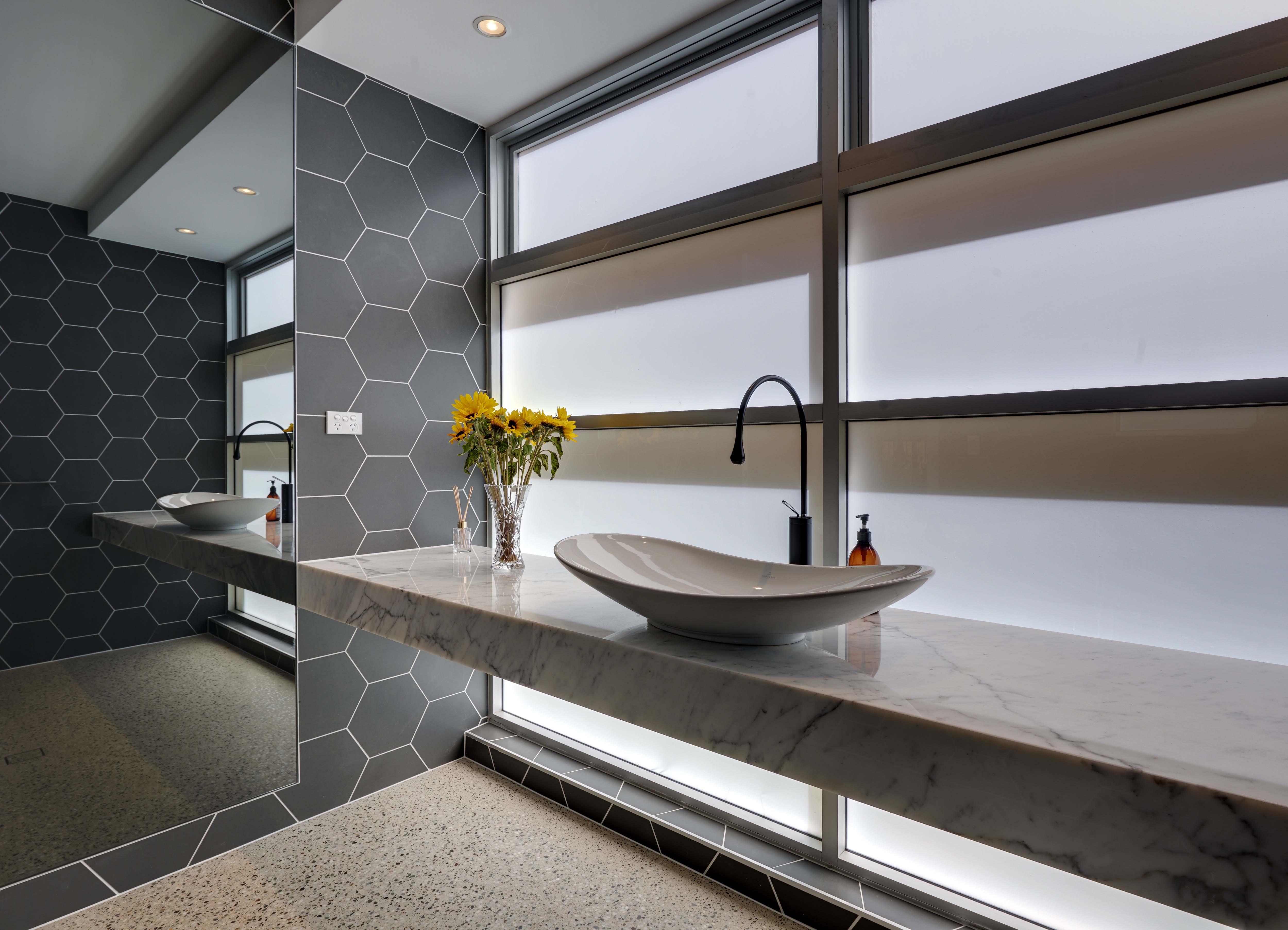 15 Strathfield Residence – Bathroom