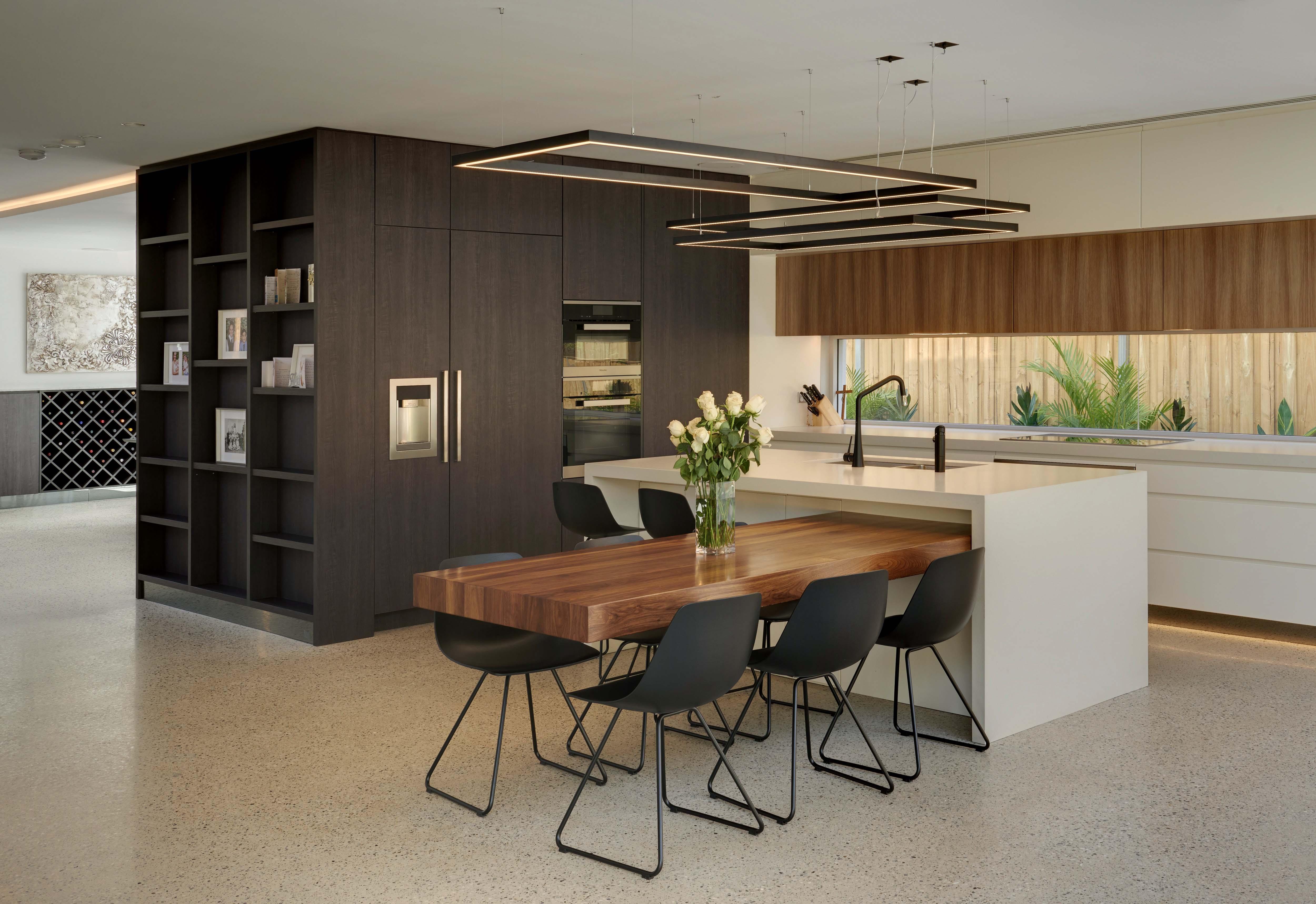 Strathfield residence kitchen studiojla - La residence kitchel par boora architects ...