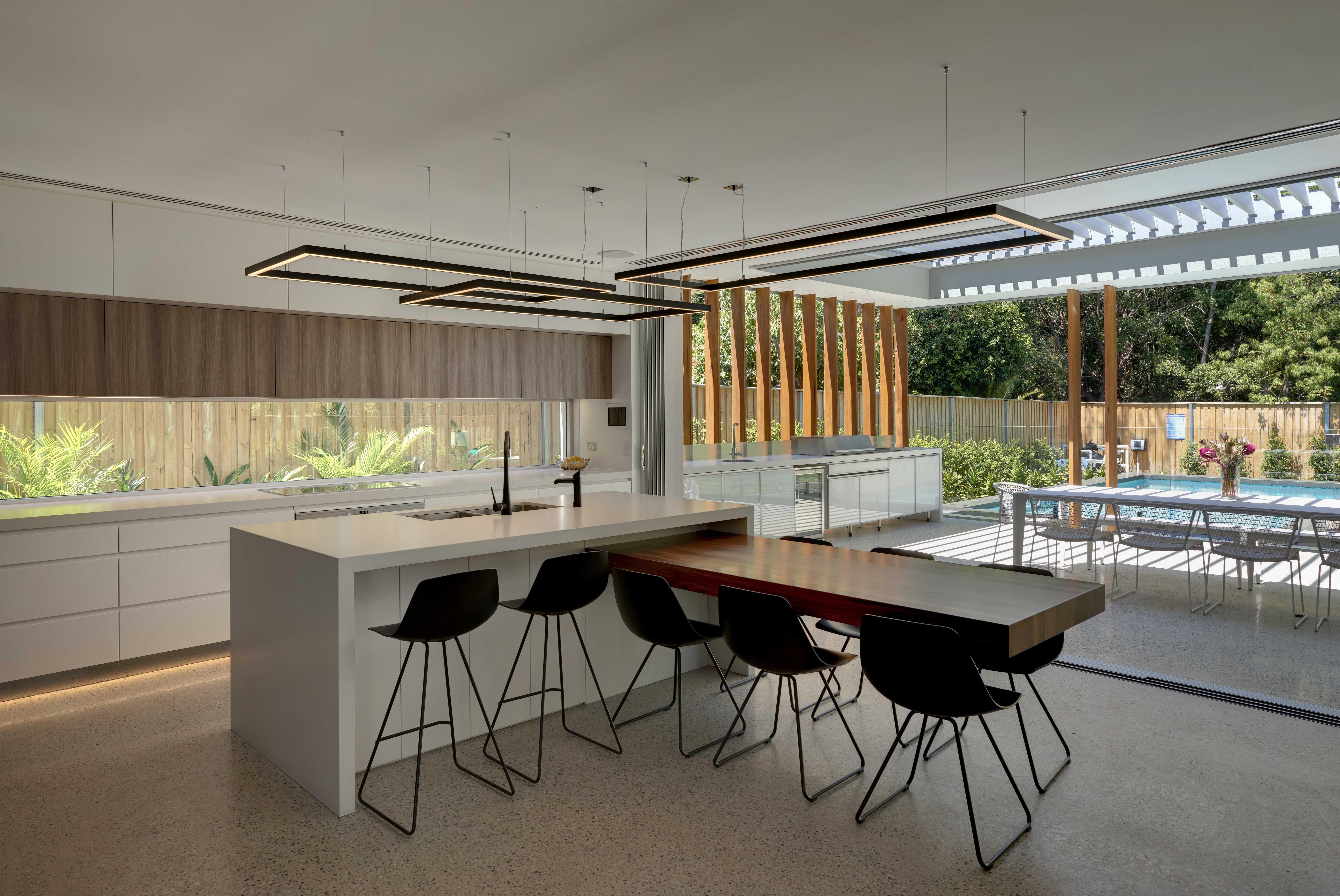 11 Strathfield Residence – kitchen