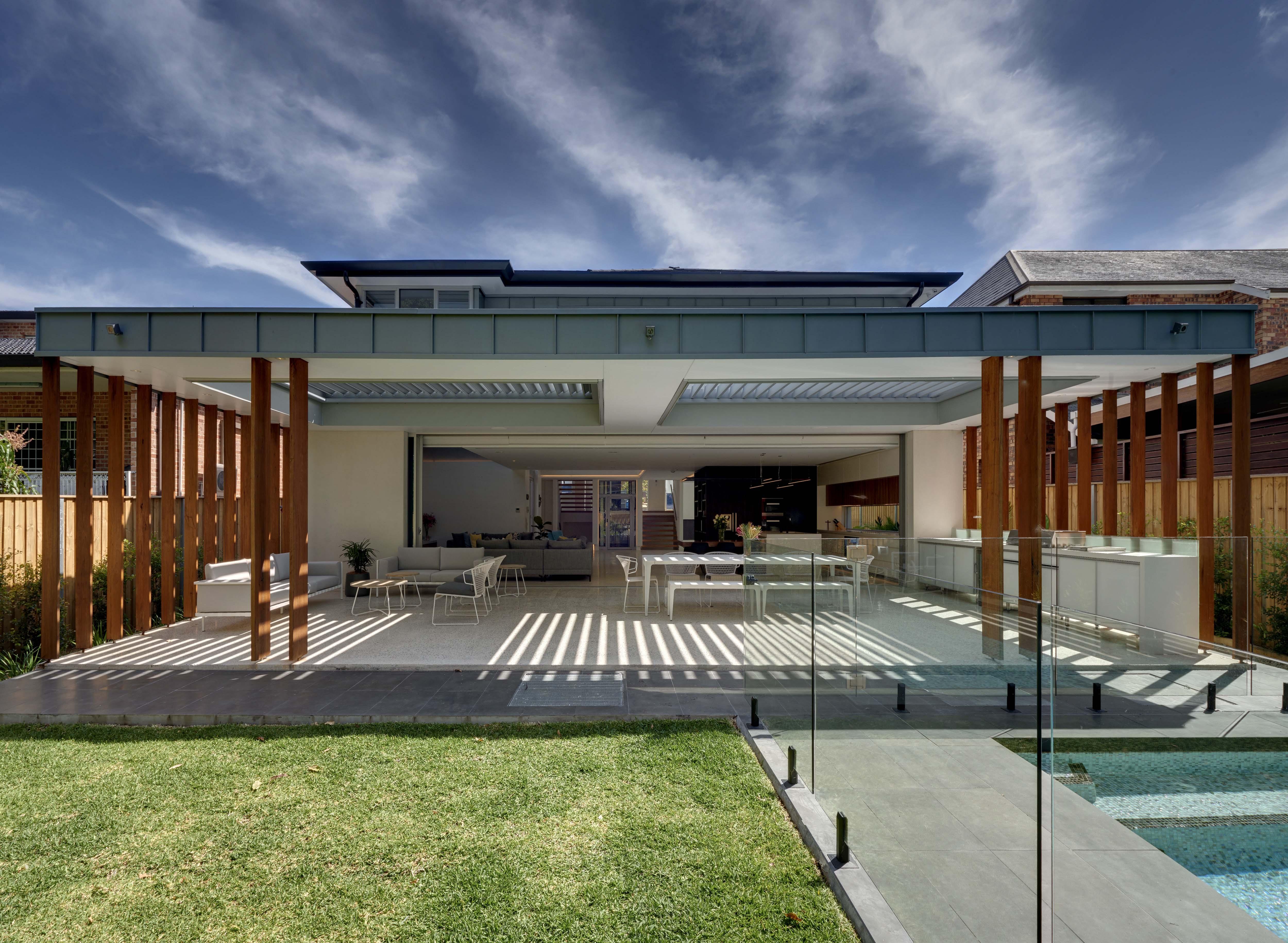 08 Strathfield Residence – Rear