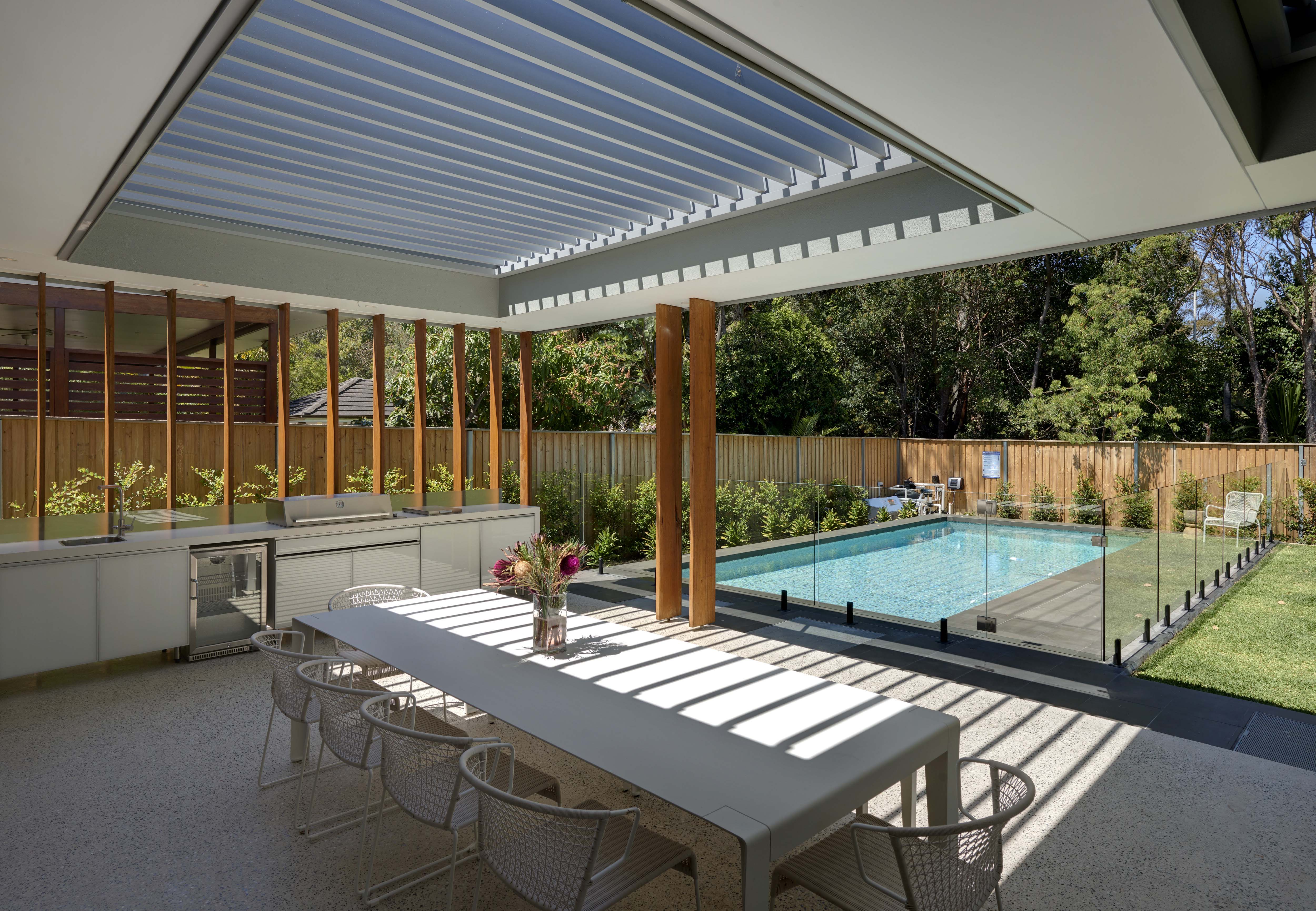 09 Strathfield Residence – Pool