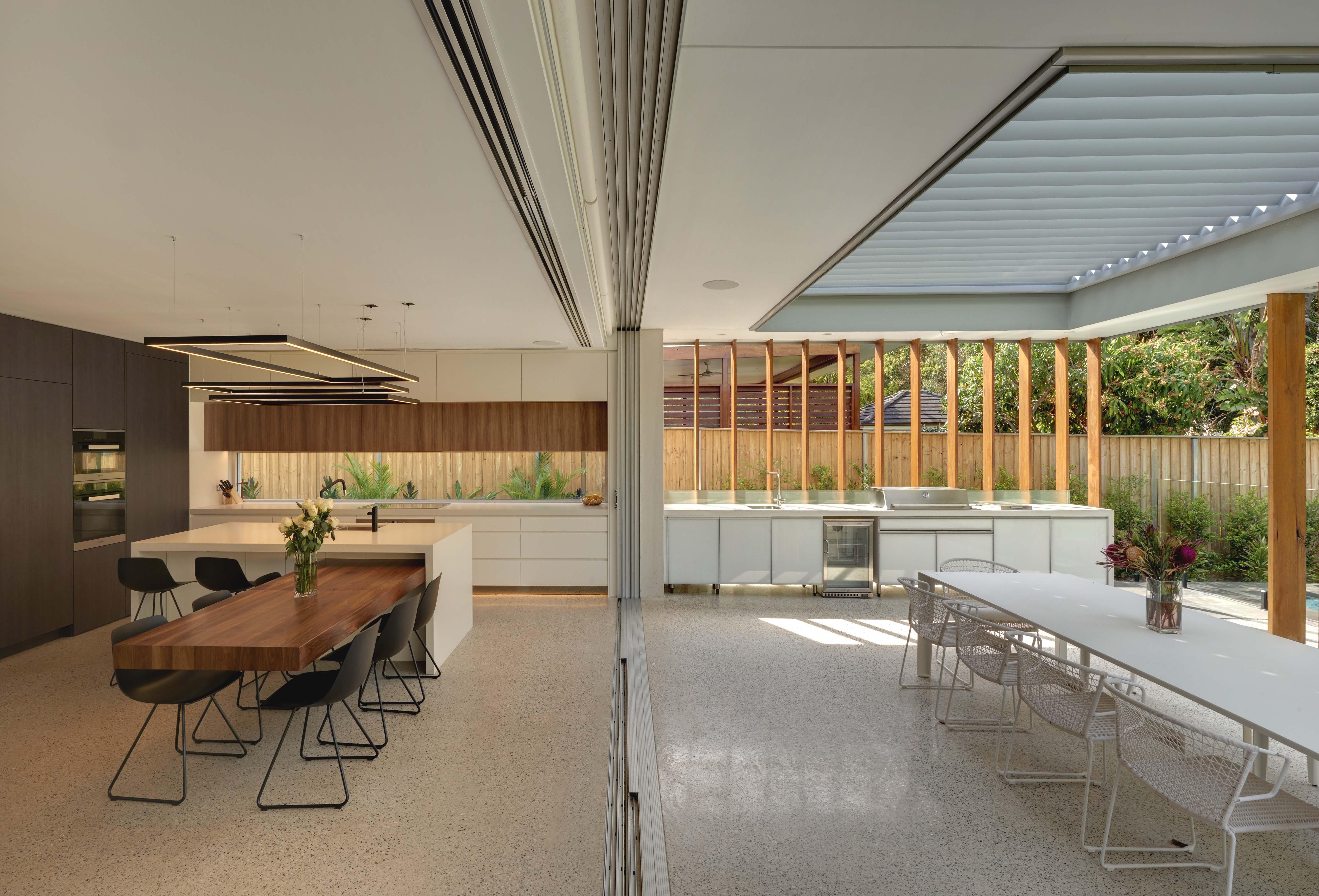 10 Strathfield Residence – indoor-outdoor
