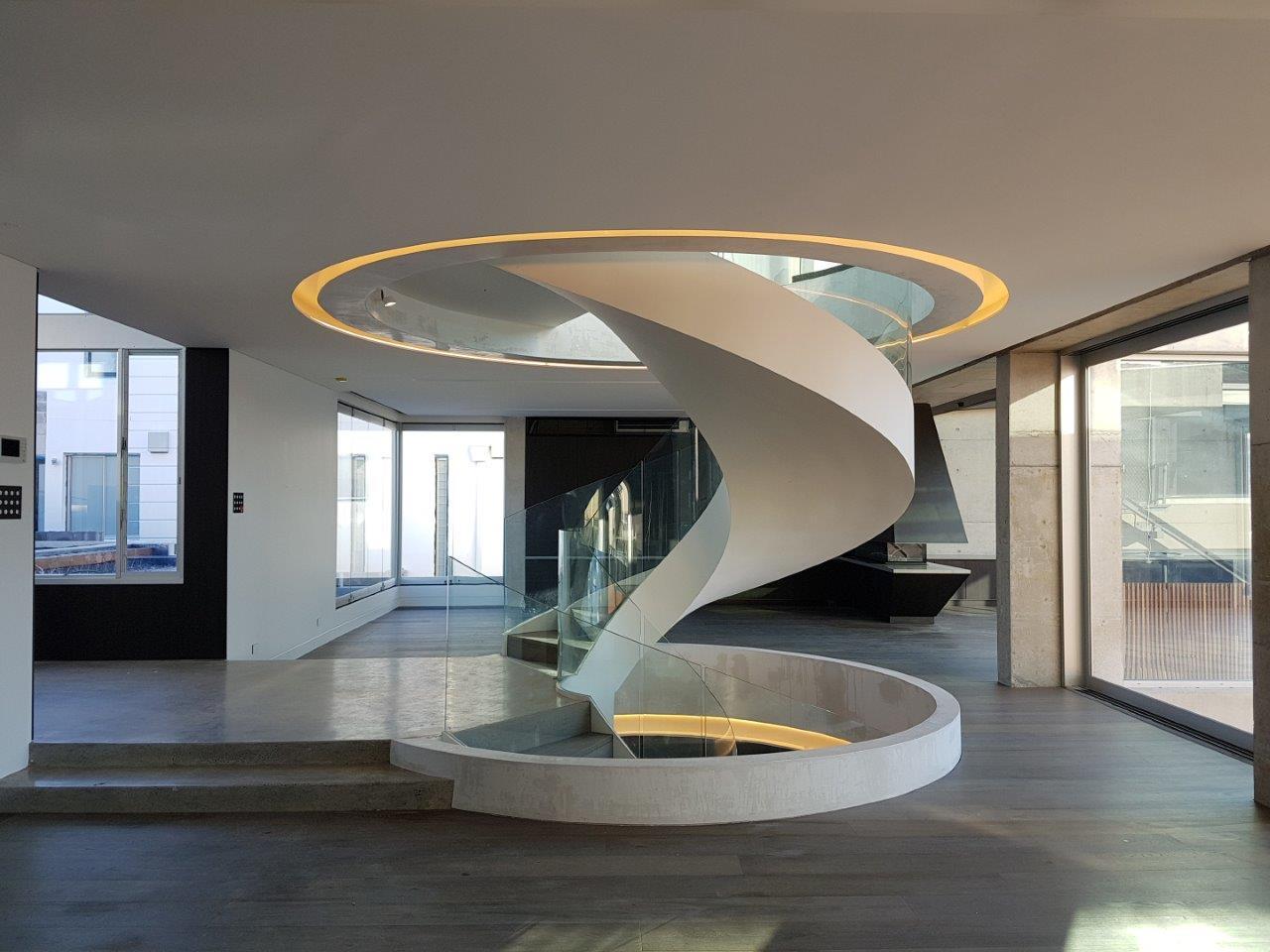 11 Tennyson Point – Stair