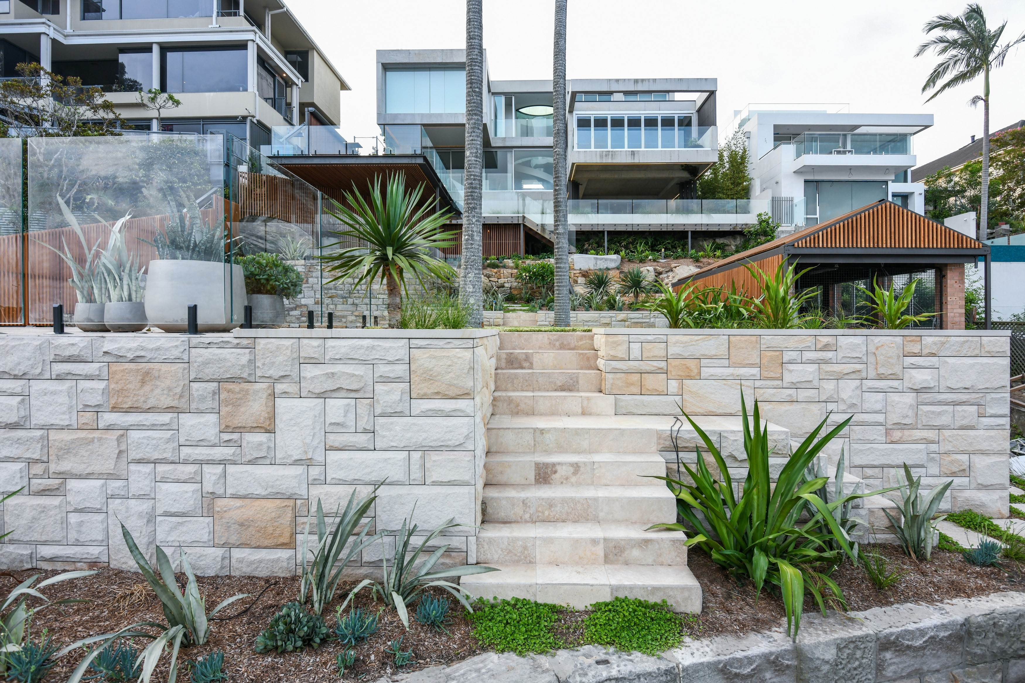 12 Tennyson Point House – Rear View 02