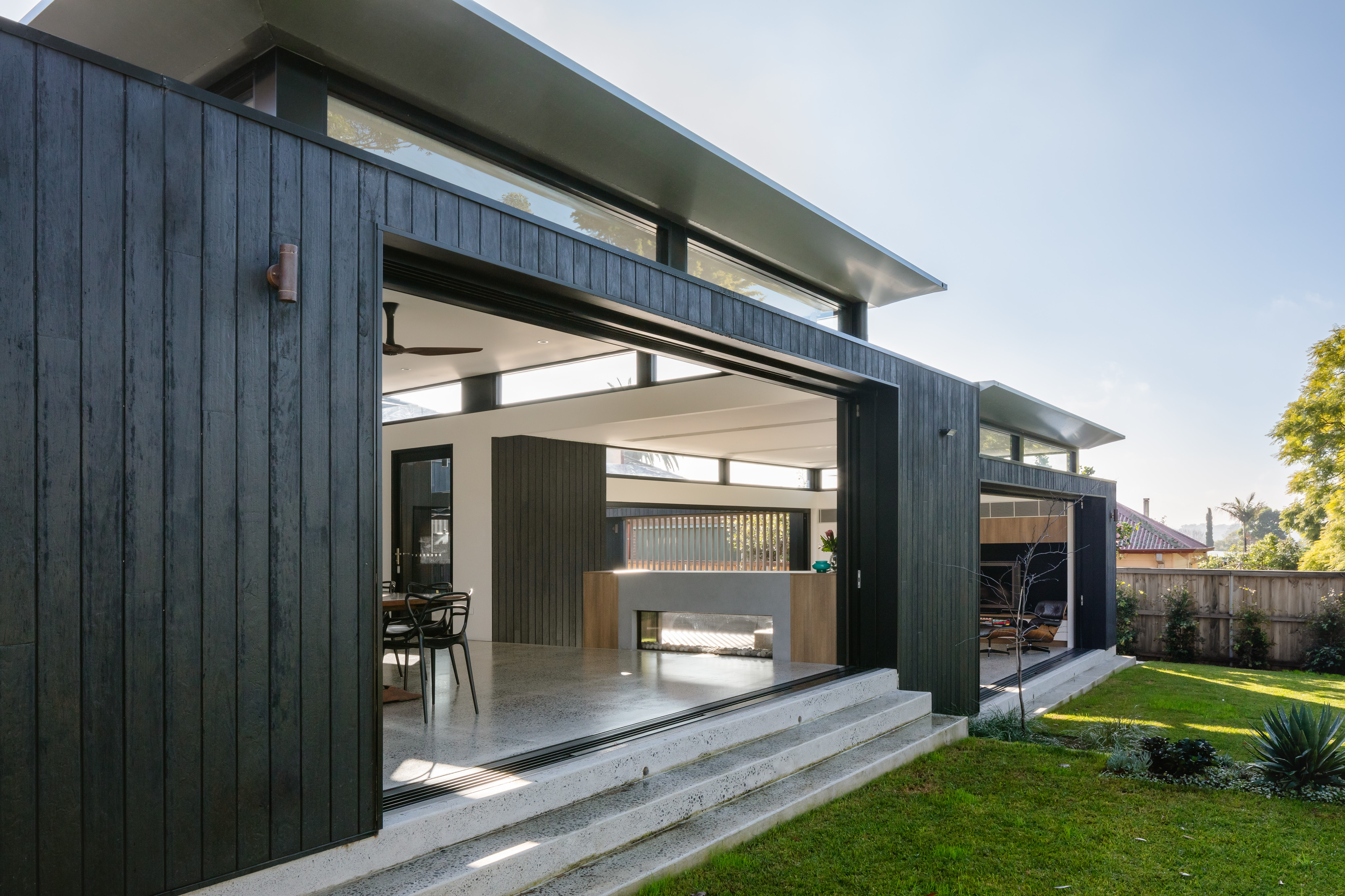 02 Epping House – Rear View 02