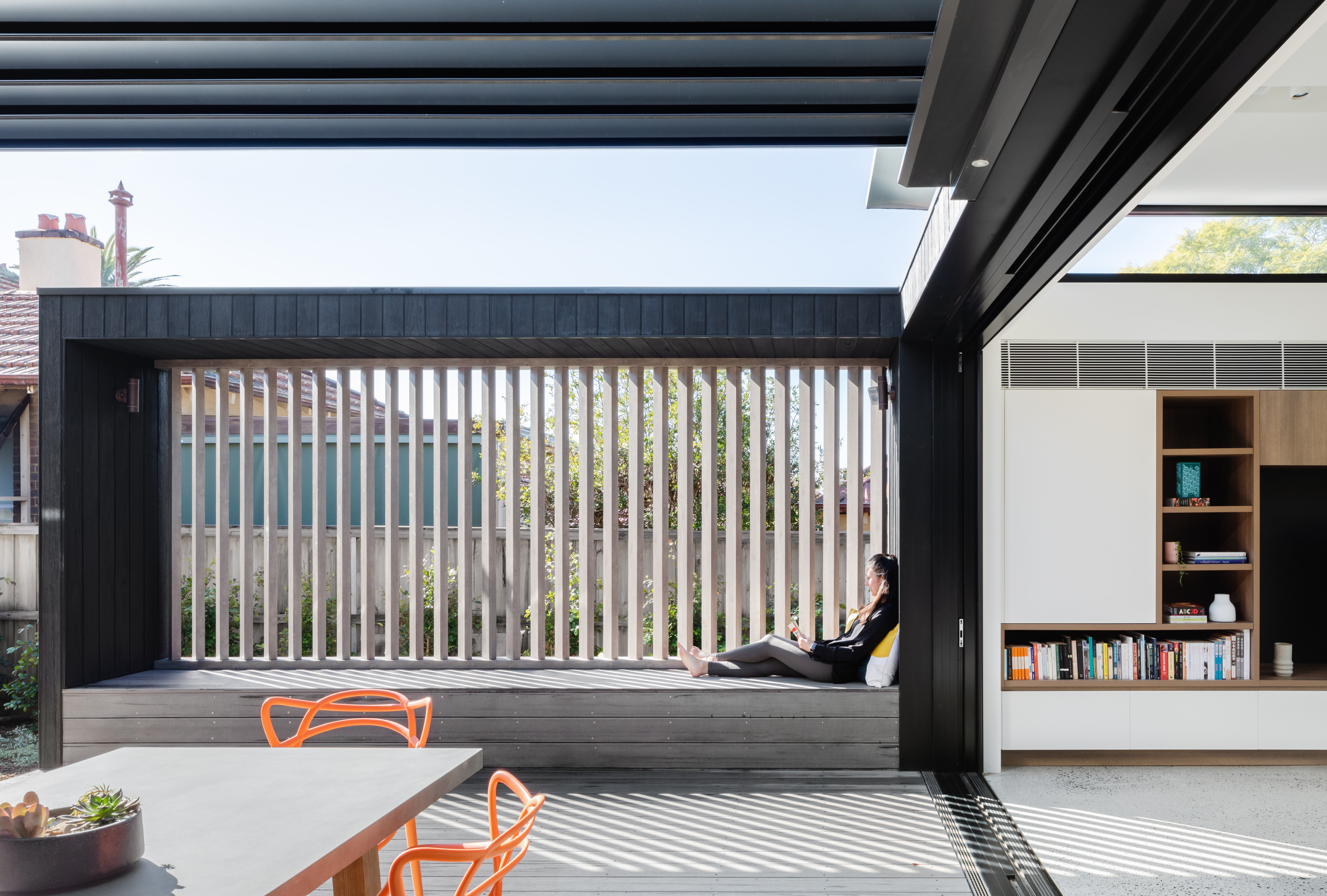 03 Epping House – Courtyard View 01