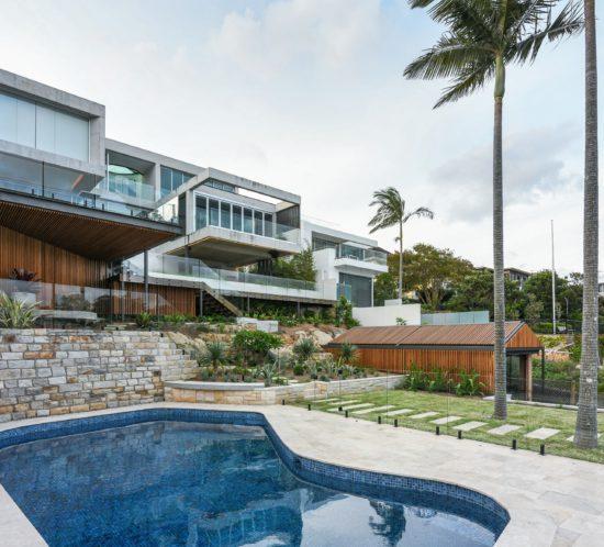 Tennyson Point House - Architect StudioJLA - Justin Loe Architects
